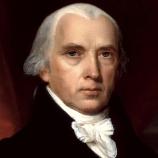 James Madison byl nejmenší americký prezident s výškou 162cm a váhou méně než 45kg