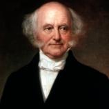 Martin Van Buren byl první prezident, který se narodil jako občan USA