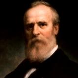 Rutherford B. Hayes byl první prezident, který používal telefon