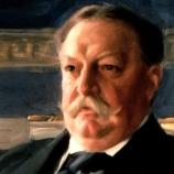 William Howard Taft byl nejtěžší prezident. Vážil 150kg