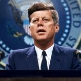 John F. Kennedy byl velkým fanouškem Jamese Bonda.