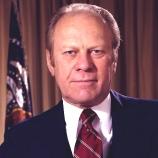 Gerald Ford byl model na vysoké škole a jednou se objevil na obálce Cosmopolitanu