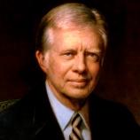 Jimmy Carter byl první prezident, který se narodil v nemocnici