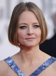 Jodie-Foster-Short-Sleek-Bob-Haircut-for-Women-Over-50