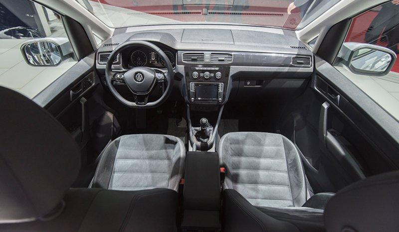 Moderní, chytré, prostorné, inovativní – to jsou nové VW Tiguan, Caddy a Golf