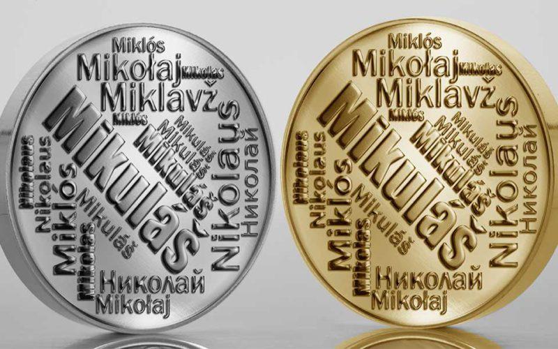 Medaile pro muže i ženy